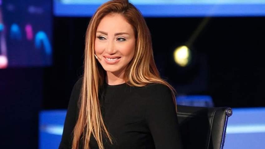 ريهام سعيد مصابة بمرض بكتيري