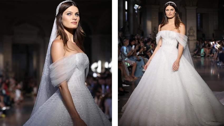 فستان زفاف رامي قاضي