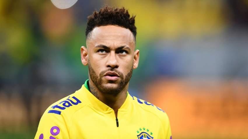نيمار مع منتخب البرازيل