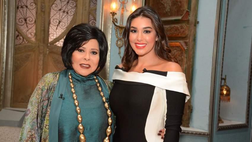 ياسمين صبري أفصحت عن زواجها لأول مرة في صاحبة السعادة