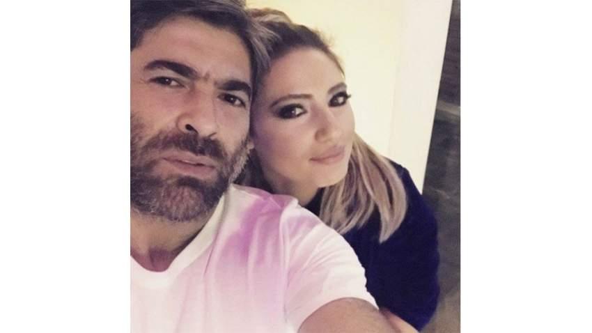 وائل كفوري وزوجته