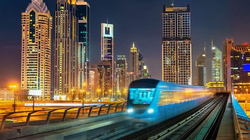 كشفت الدراسة استئثار المترو بالحصة الأكبر من عمليات البحث في الإمارات