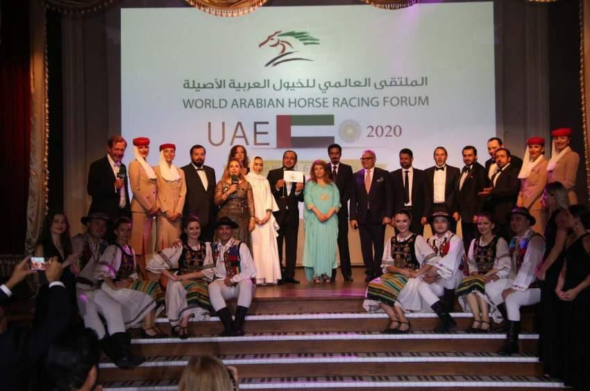 رسمياً أبوظبي تستضيف المنتدى العالمي لسباق الخيل العربي 2020