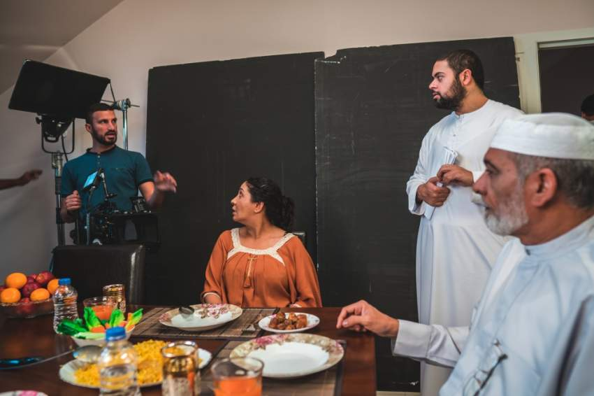 «ليمون» الإماراتي يستبق العرض الجماهيري بمشاركات عالمية