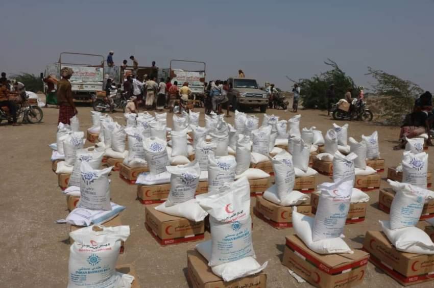الإمارات تتصدر المركز الأول بين الدول المانحة مساعدات لليمن