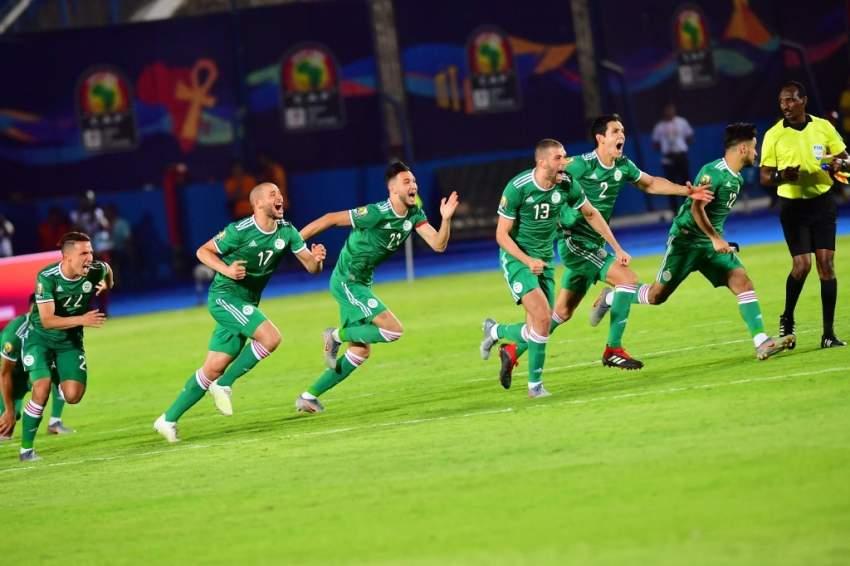 الجزائر تعبر ساحل العاج وتتأهل للنصف النهائي من أمم أفريقيا