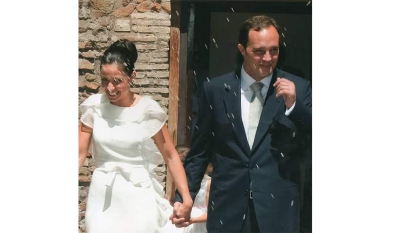 ريا نشرت الصور للمرة الأولى منذ زواجها من 8 سنوات