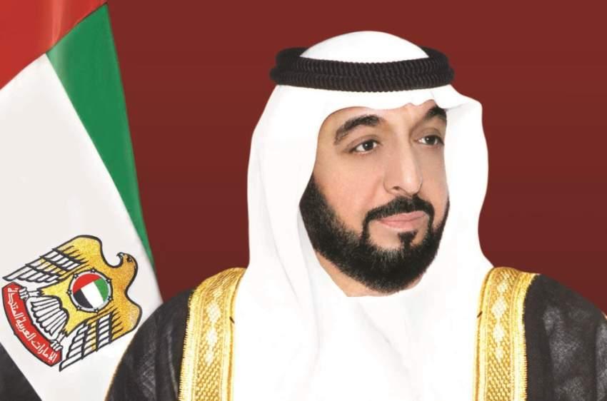 صاحب السمو الشيخ خليفة بن زايد آل نهيان رئيس الدولة، حفظه الله