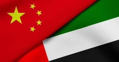 الإمارات ثاني أكبر شريك تجاري للصين عربياً