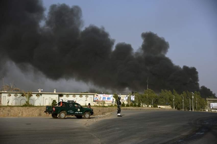 مقتل 6 وإصابة 27 في انفجار قرب جامعة كابل