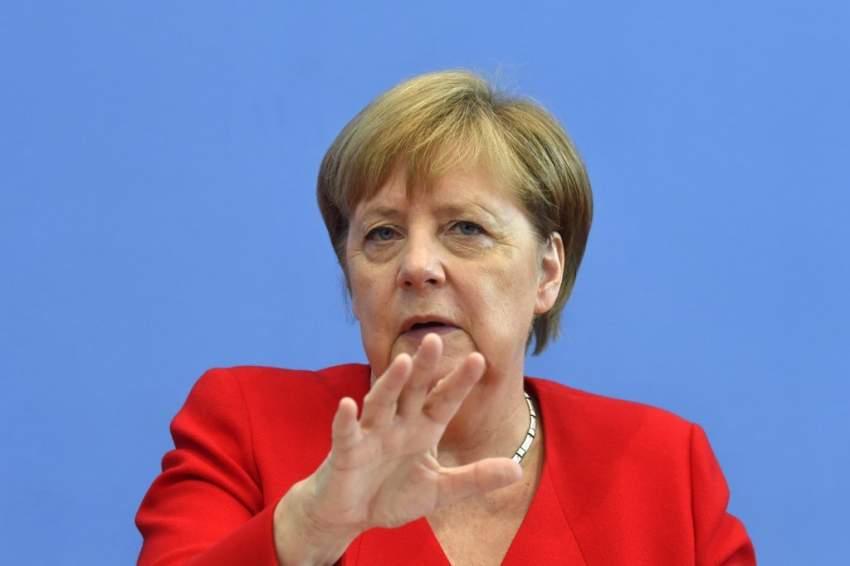 ميركل: على أوروبا أن تكون قادرة على التصرف في قضايا الهجرة والمناخ