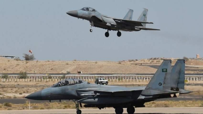 قوات التحالف تتصدى لطائرة مسيرة أطلقها الحوثيون باتجاه أبها