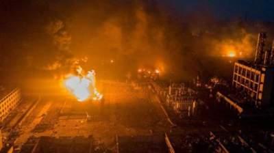 مقتل 10 أشخاص إثر انفجار في مصنع للغاز بالصين