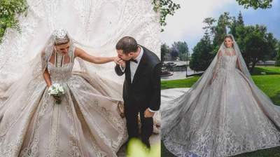 زفاف إبن إيلي صعب الأسطوري