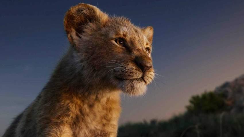 فيلم The lion King