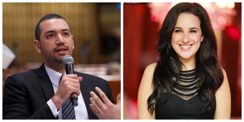 معز مسعود لشيري عادل: أنت مجنونة