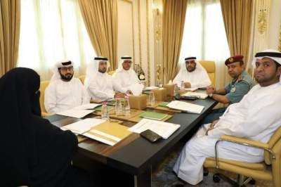 أكدت اللجنة على أهمية جهودها في إطار منظومة العملية الانتخابية للعمل على ترسيخ مبدأ الشورى وتعزيز الأعمال المتصلة بالعملية الانتخابية