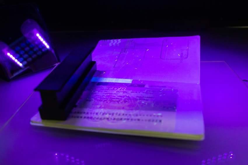 هذه هي أهمية الاحتفاظ بنسخة رقمية من جواز السفر خلال الرحلات!