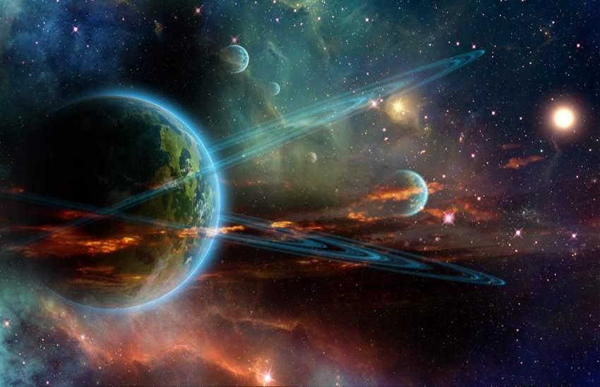 من المؤشرات التي تدل على قابلية كوكب مّا للسكن، أن تكون أرضه صخرية وحجمه مشابها لحجم الأرض ويقع على مسافة معتدلة من الشمس (تعبيرية)