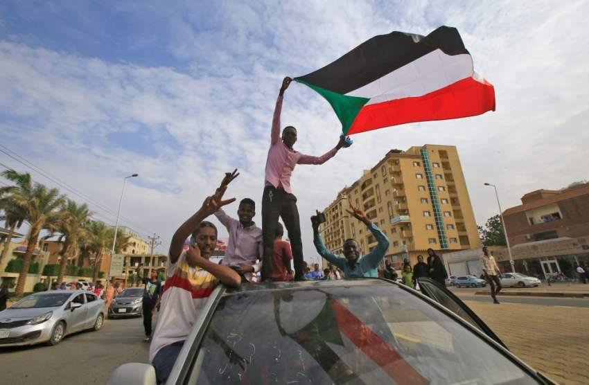 الأفراح تعم السودان