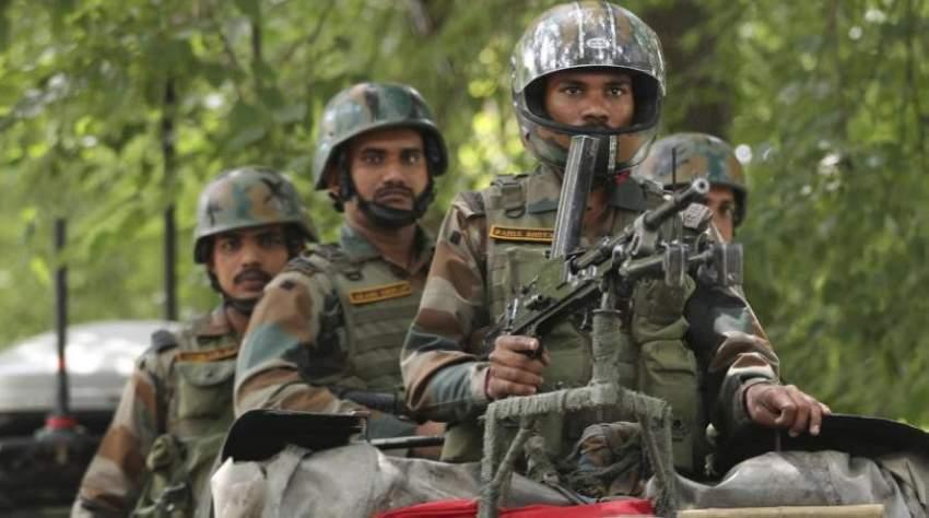 جنود من الهند (صورة أرشيفية)