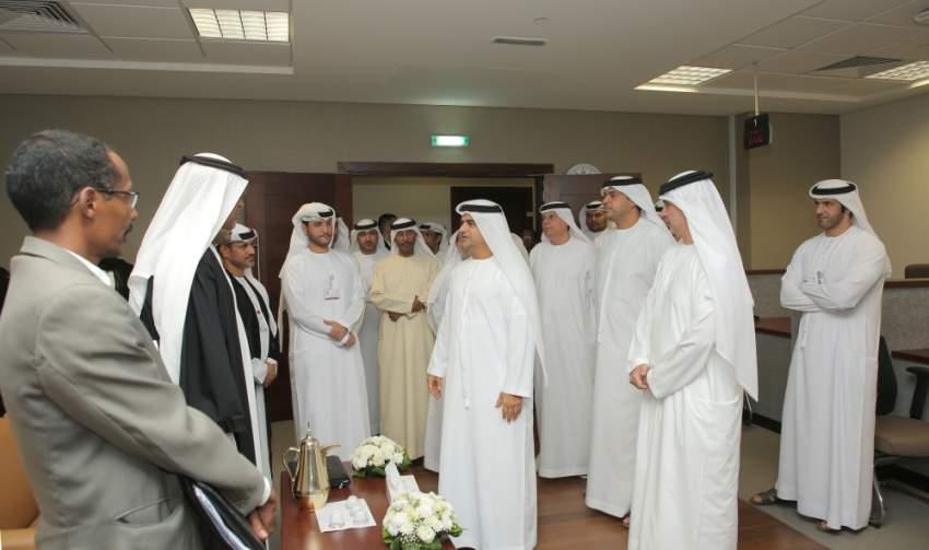 خدمات متنوعة يوفرها مركز إسعاد المحامين في أبوظبي. (الرؤية)