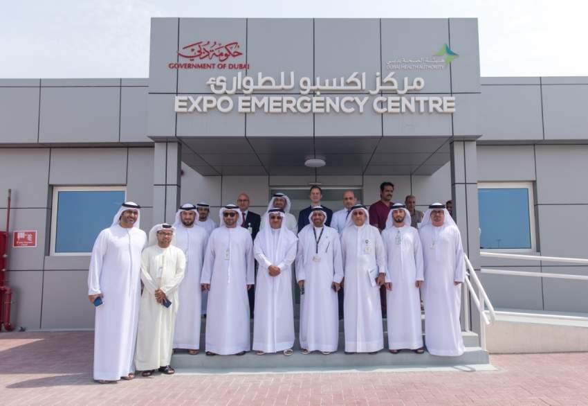 صحة دبي: منظومة طبية فائقة المستوى لرعاية رواد إكسبو 2020