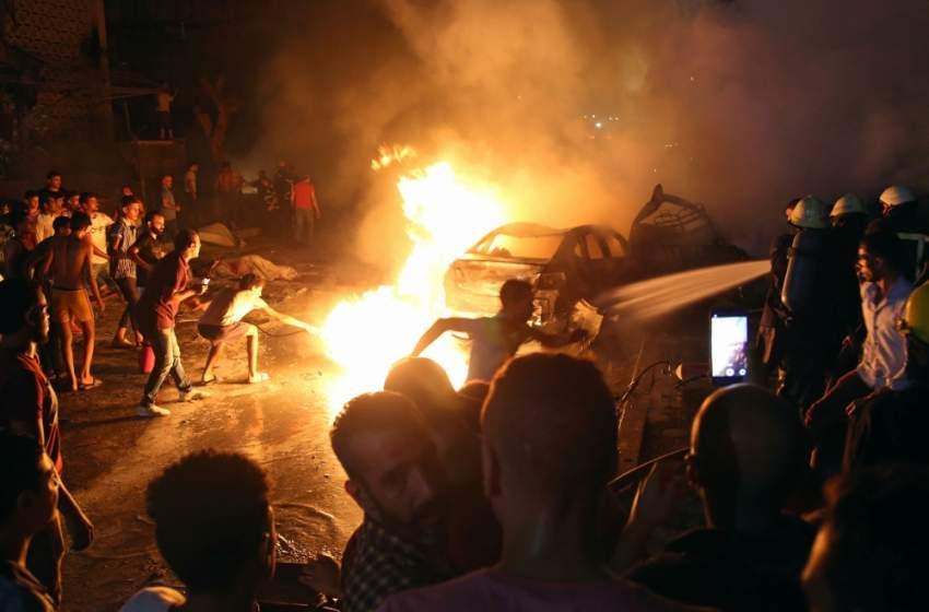 القاهرة: مقتل 19 شخصاً وإصابة العشرات في انفجار سيارة