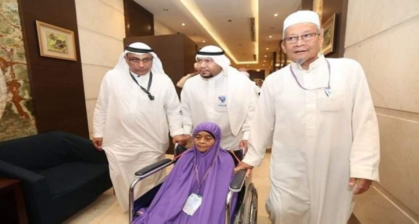 تايلندية تبلغ من العمر 103 أعوام تقهر الظروف وتحقق حلم السنين بأداء فريضة الحج