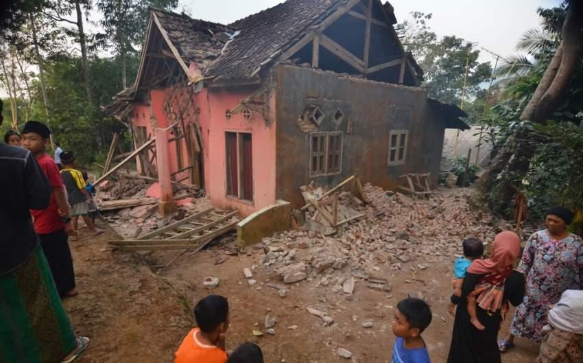 وفاة امرأة بعد حدوث زلزال بشدة 5,9 درجة في تايوان