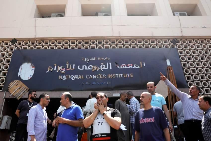 الداخلية المصرية تعلن مقتل 15 إرهابياً في عملية ضد متورطين في انفجار القاهرة