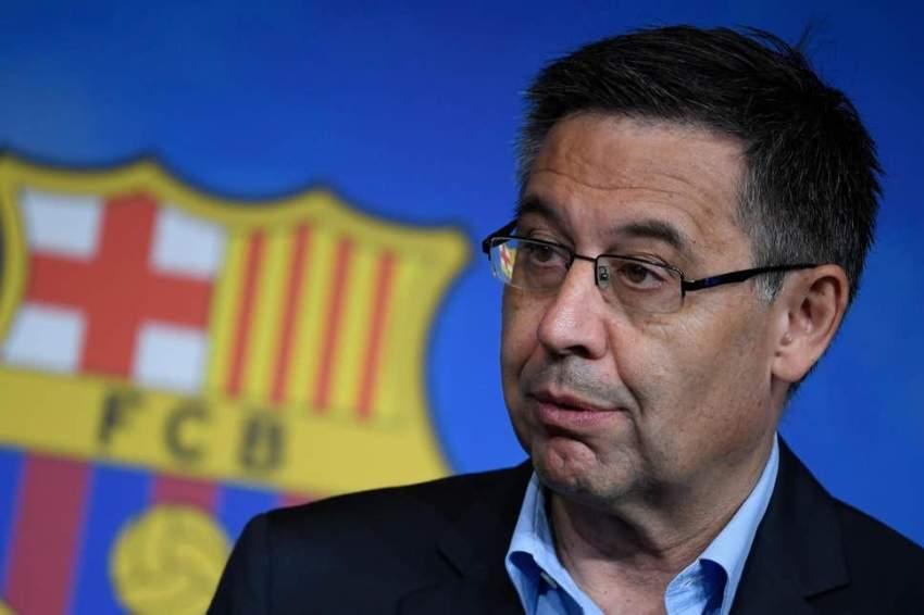 بارتوميو رئيس نادي برشلونة