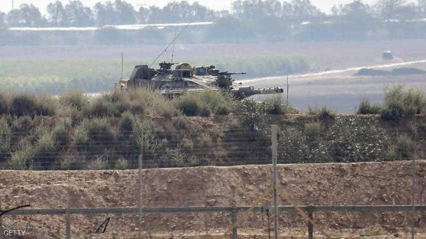 استشهاد أربعة فلسطينيين على يد الاحتلال الإسرائيلي في غزة