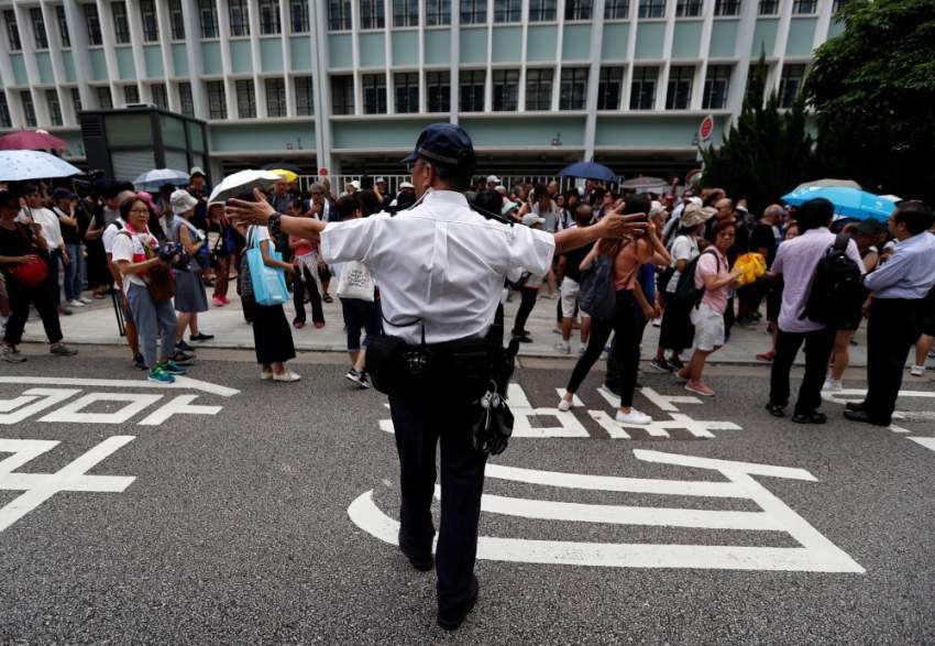 هونغ كونغ تستعد لاحتجاجات جديدة اليوم