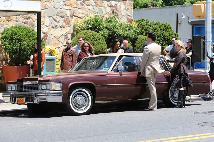 مشهد من فيلم الدراما والجريمة الأمريكي «المطبخ». (الرؤية)