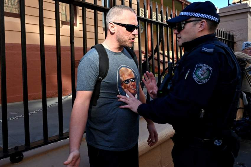 الشرطة الأسترالية تحقق في تقارير عن وجود مسلح في وسط سيدني