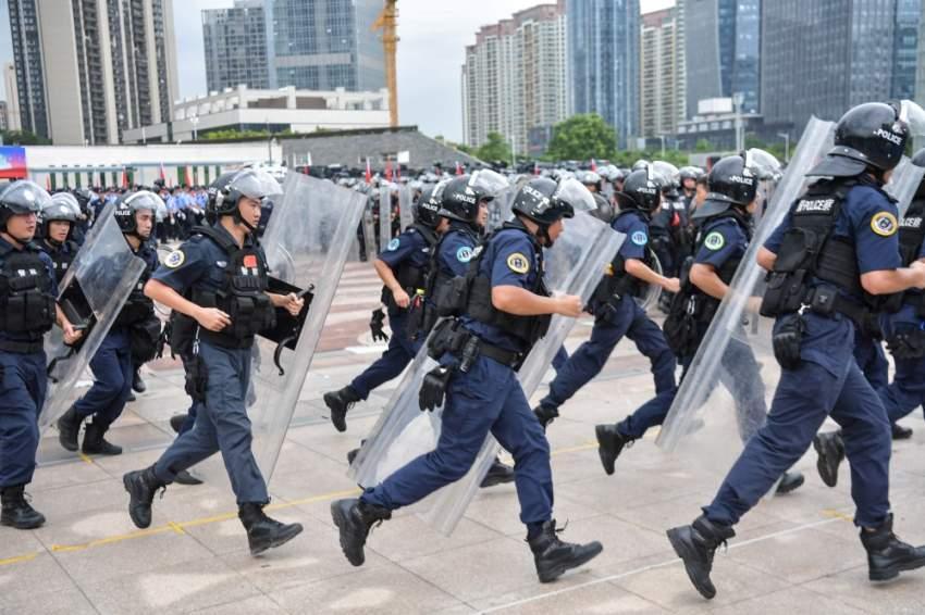 الأمم المتحدة تدعو هونغ كونغ إلى ضبط النفس