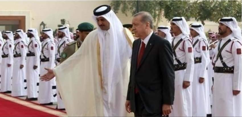 قطر تقدم المزيد من فروض الولاء لتركيا