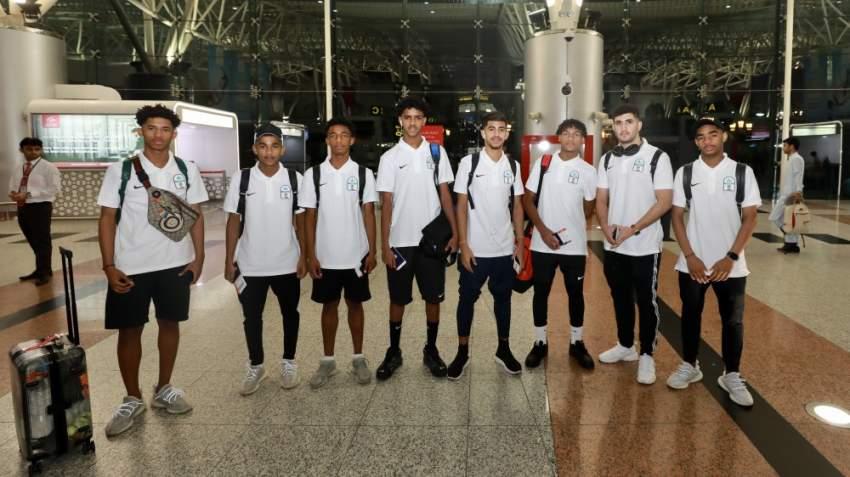 صورة لوفد مجلس دبي الرياضي