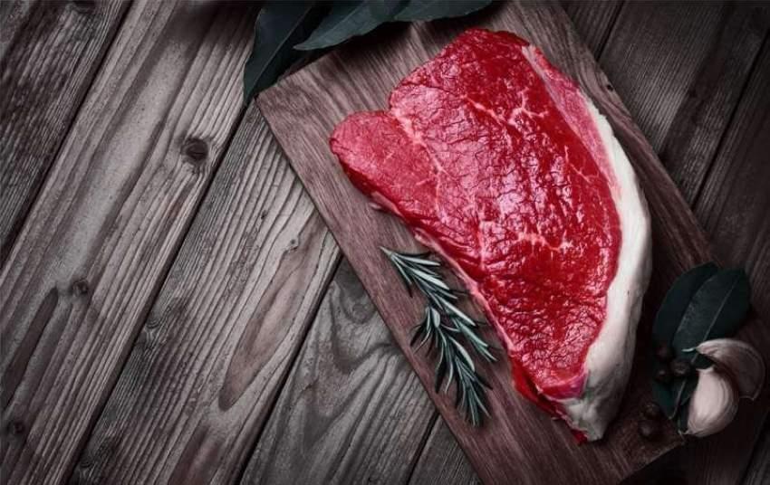 لحم العجل