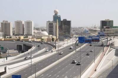 حركة المرور في عجمان تميزت بالانسيابية خلال إجازة عيد الأضحى. (الرؤية)