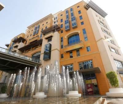 مقر اقتصادية دبي. (الرؤية)