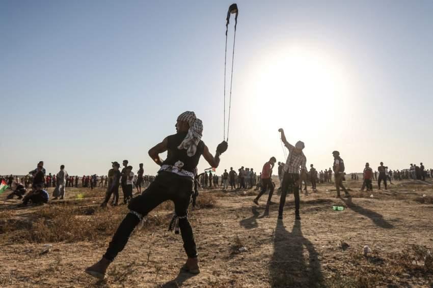 استشهاد ثلاثة فلسطينيين شمال غزة