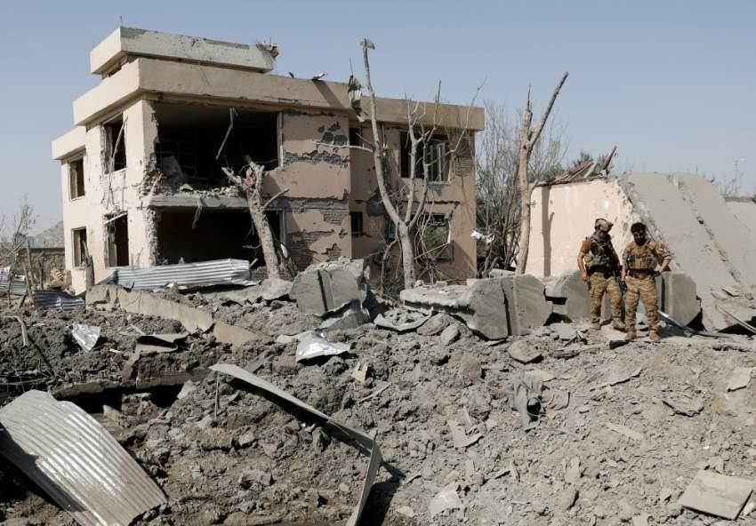 مقتل 10 مدنيين إثر انفجار قنبلة بشمال أفغانستان