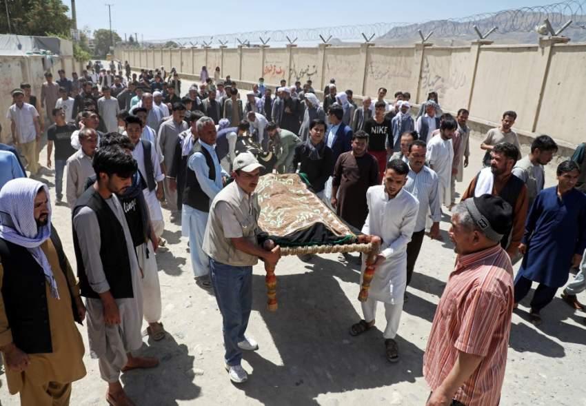 الإمارات تدين الهجوم الإرهابي على حفل زفاف في كابول