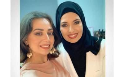جيهان نصرظهور جديد للفنانة المعتزلة جيهان نصر