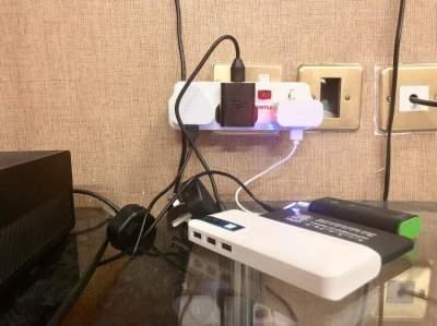عدم  التهاون في تطبيق اشتراطات السلامة في التمديدات الكهربائية. (الرؤية)