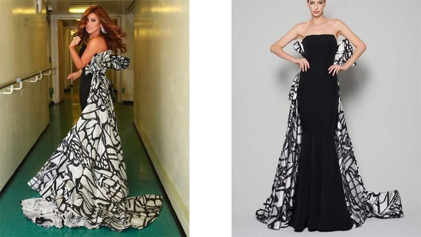 نجوى كرم اختارت فستان من توقيع Nour Fathallah