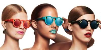نظارات «سناب» الجديدة 3D وبكاميرتين HD