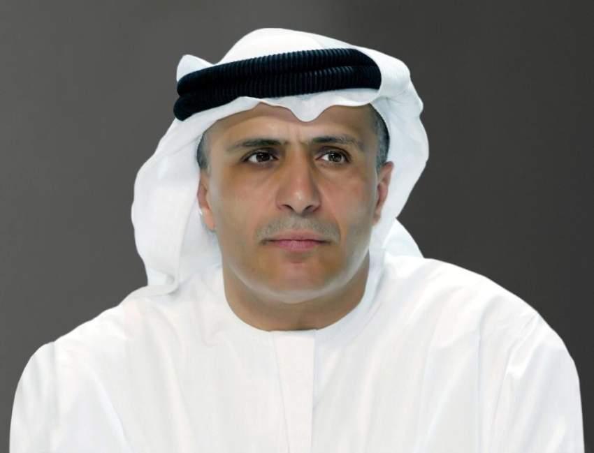 مطر الطاير المدير العام ورئيس مجلس المديرين في هيئة الطرق والمواصلات
